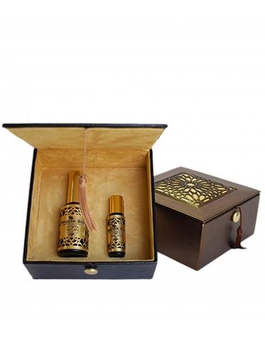 coffret huile d'argan bio et huile de graines de figue de barbarie