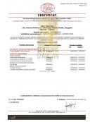 Certificat Ecocert Huile d'argan à la rose