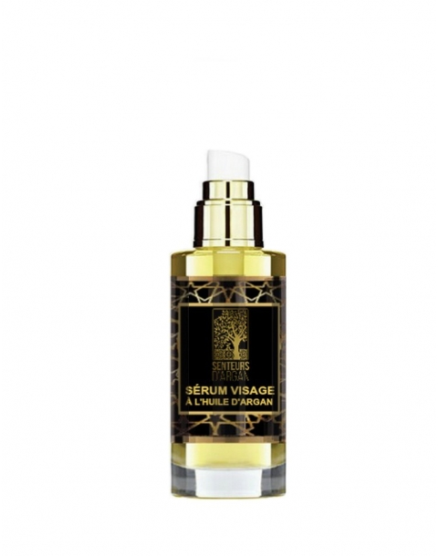 Sérum visage à l'huile d'argan bio