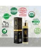 huile d'argan bio pour visage