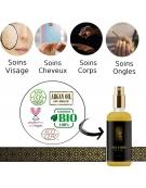 huile d'argan biologique